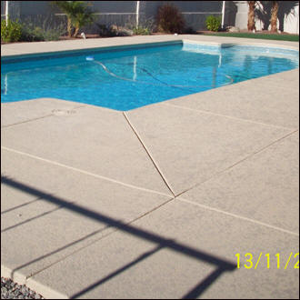Custom Concrete Patiou0027s, Cool Deck And Colored Concrete Area Just A Few  Options, Try The Salt Finish On Concrete Around Your New Pool, It Provides  A Rich ...